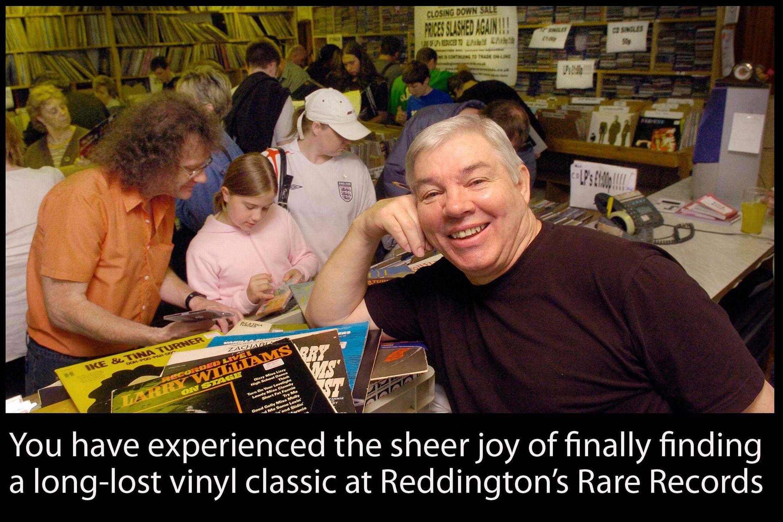 Reddingtons Rare Records